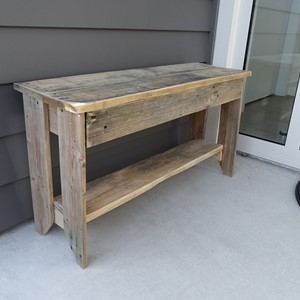 Product photo of Nordic Bench with Boot Jack Leg Detail