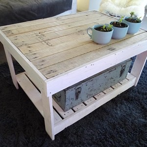 Product photo of Classic Salvaged Wood Coffee Table