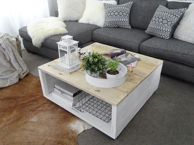 Photo of Parkview Coffee Table