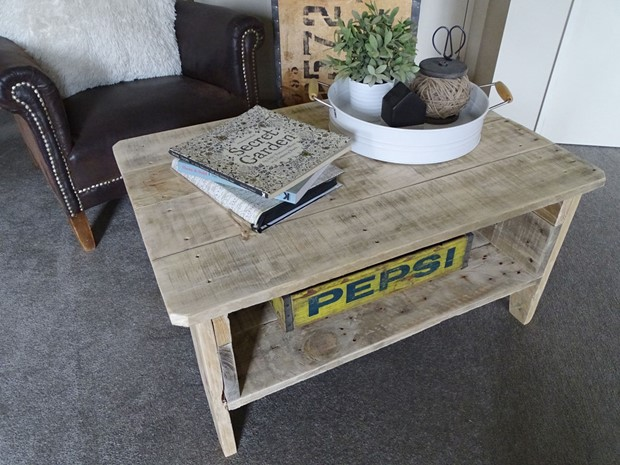 Photo of Shaker Inspired Coffee Table