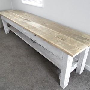 Product photo of Hamptons Bench Seat