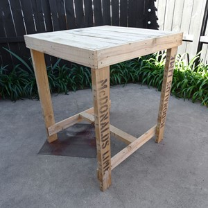 Product photo of Fireside Cabin Bar Table