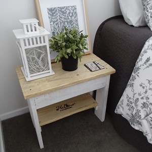 Product photo of Nordic Side Table / Bench