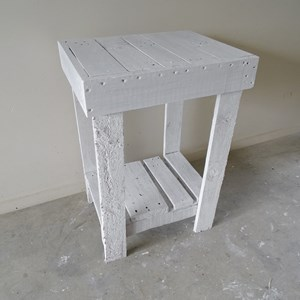 Product photo of Rustic Lake House Side Table