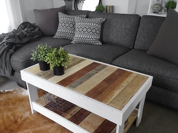 Photo of Autumn Chase Coffee Table