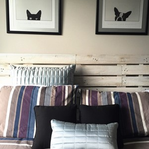 Product photo of Modern Coastal Headboards