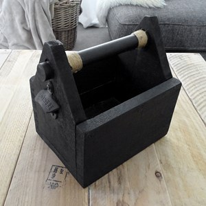 Product photo of Wooden Bottle Carrier