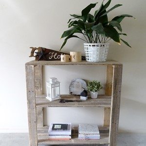 Product photo of Redknot Shelves - Natural Timber