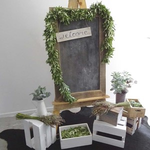 Product photo of Large Chalk Board Sign