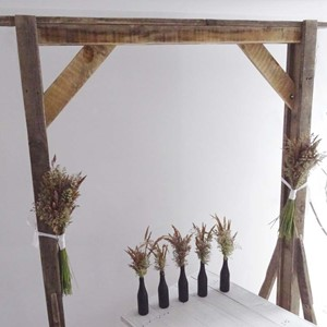 Product photo of Reclaimed Barn Wood Archway