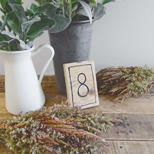 Product photo of Table Numbers - Small