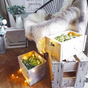 Product photo of Rustic Wooden Crates Package