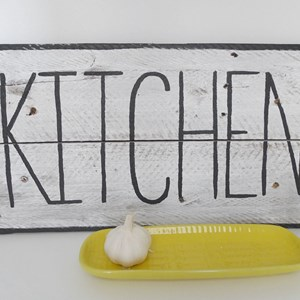 Product photo of Vintage KITCHEN Sign