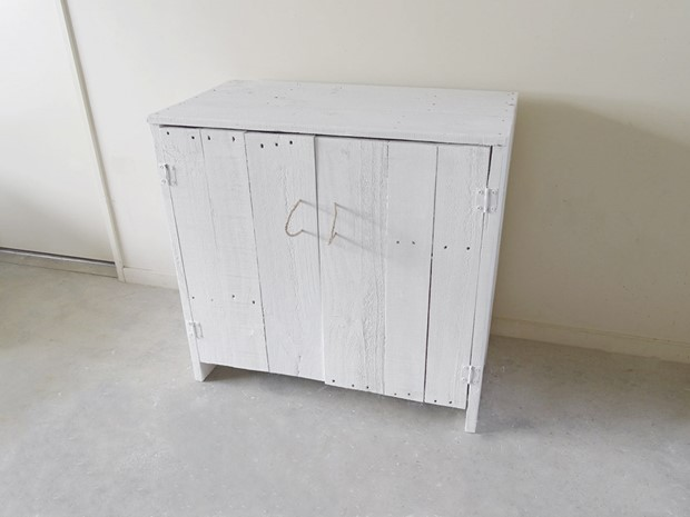 Photo of Reclaimed Wooden Cupboard