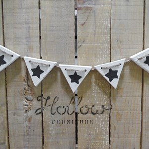 Product photo of Wooden Bunting Set