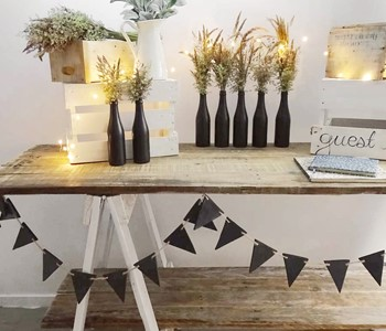 Photo for A Beautiful Rustic Event Hire Collection blog post