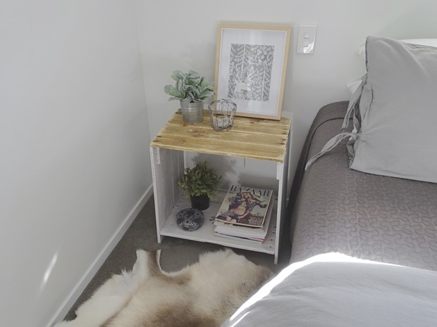 Photo of Minimalist Side Table