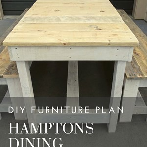 Product photo of Hamptons Dining Table