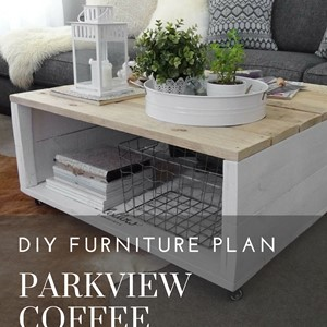 Product photo of Parkview Coffee Table